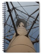 Lighthouse Marblehead Spiral Notebook