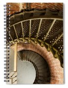 Lighthouse Stairs Cape Blanco Oregon 2 Spiral Notebook