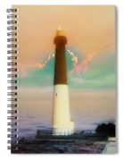 Lighthouse Sunrise Spiral Notebook