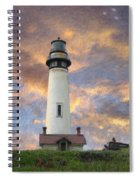 Lighthouse Visitors Spiral Notebook