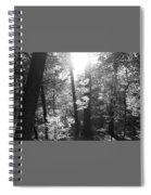 Lighting Spiral Notebook