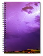 Lightning Totalitty 003 Spiral Notebook