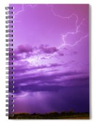 Lightning Totalitty 004 Spiral Notebook