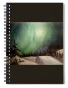 Lights Spiral Notebook