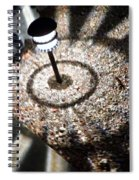 Lights Of The Night By Karen E. Francis Spiral Notebook