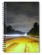 Lightworks Spiral Notebook
