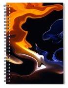 Liquid Paradise Spiral Notebook