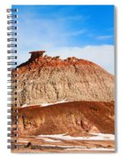 Like A Mound Of Prehistoric Mud Spiral Notebook