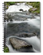 Like A River Full Of Song Spiral Notebook