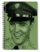 Like Any Other Soldier Spiral Notebook