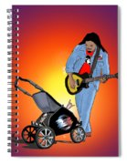 Like Father Like Son Spiral Notebook
