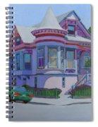 Lilac House, Alameda Spiral Notebook