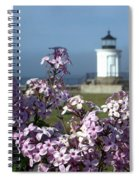 Lilacs Spiral Notebook