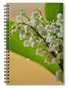 Lilies Of The Valley 1 Spiral Notebook