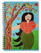 Lilith II Spiral Notebook