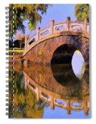 Liliuokalani Gardens Spiral Notebook