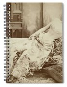 Lillie Langtry (1852-1929) Spiral Notebook