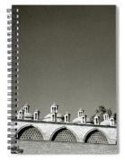 Lilliputian Minarets Spiral Notebook