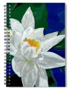 Lilly Pond Spiral Notebook