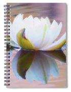 Lily Dream Spiral Notebook