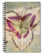 Lily For A Day Spiral Notebook
