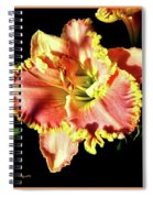 Lily Magic Spiral Notebook