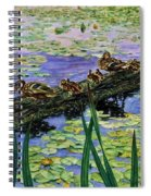Lily Marsh Family Spiral Notebook