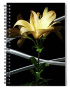 Lily Of The Field Spiral Notebook