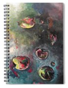 Lily Pads5 Spiral Notebook