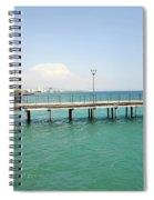 Limassol Marina  Spiral Notebook