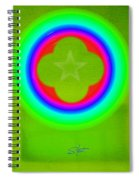 Lime Spiral Notebook