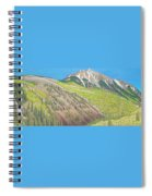Lime Creek Canyon Spiral Notebook