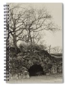 Lime Kilns At Plymouth Meeting Spiral Notebook