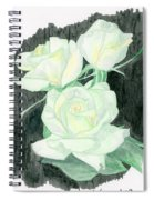Lime Sublime Spiral Notebook