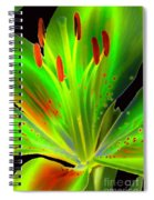 Lime Twist Spiral Notebook