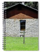 Limestone Family Home Spiral Notebook