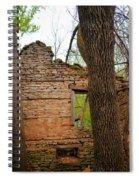 Limestone Relic 2 Spiral Notebook