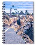 Limited Beach Access Spiral Notebook