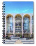 Lincoln Center Spiral Notebook
