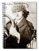 Lincoln J. Beachey March 3, 1887 March 14, 1915 Spiral Notebook