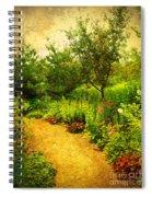 Linden Gardens 2 Spiral Notebook