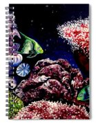 Lindsay's Aquarium Spiral Notebook