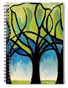 Lineage  Spiral Notebook
