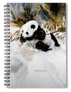 Ling Ling Spiral Notebook