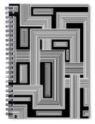 Links Too Spiral Notebook