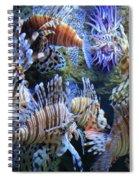 Lion Fish Spiral Notebook