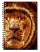 Lion Lady   -1 Spiral Notebook