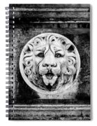 Lion Of Rome Spiral Notebook