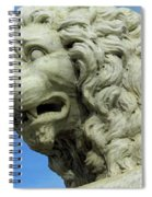 Lions Roar Spiral Notebook