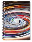 Liquefied Graffiti 2 Spiral Notebook
